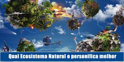 Que ecossistema natural personifica-lo melhor?