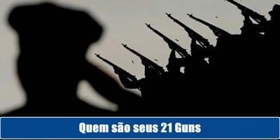 Quem são suas 21 armas?