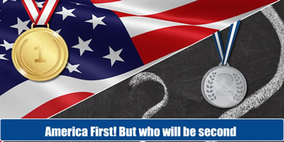America First. Who Will Be The Second?