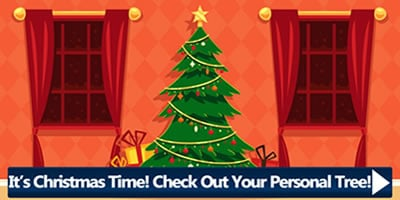 Its Christmas Time. Check Out Your Christmas Tree