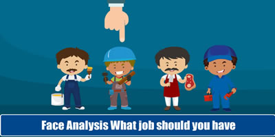 Face Analysis, What Job Should You Have