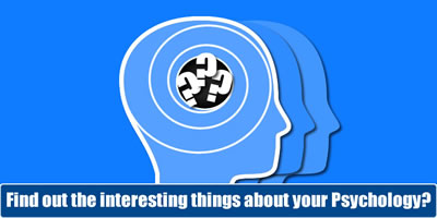 Find Out The Interesting Things About Your Psychology?