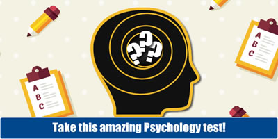 Take This Amazing Psychology Test