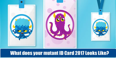 What Does Your Mutant Id Card Look Like