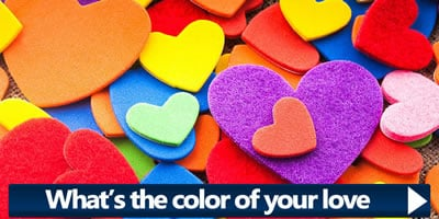 What Is The Color Of Your Love?