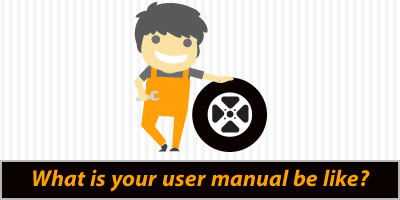 What Is Your User Manual Be Like?