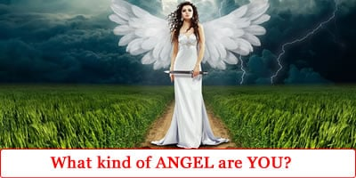What Kind Of ANGEL Are YOU?