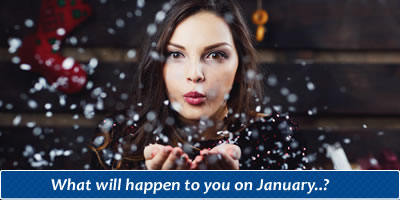 What Will Happen To You On January ?
