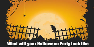 What Will Your Halloween Party Look Like