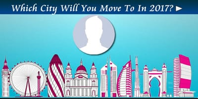 Which City Will You Move To In 2017?