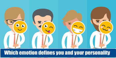 Which Emotion Defines You And Your Personality