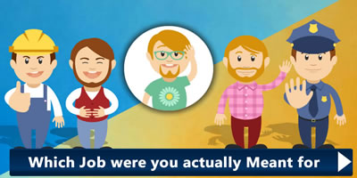 Which Job Were You Actually Meant For?