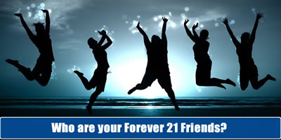 Who Are Your Forever 21 Friends?