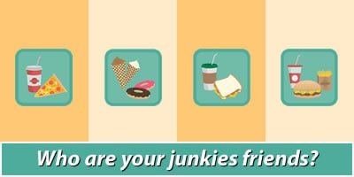 Who Are Your Junkies Friends?