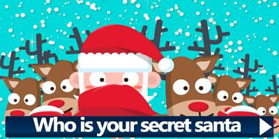 Who Is Your Secret Santa?