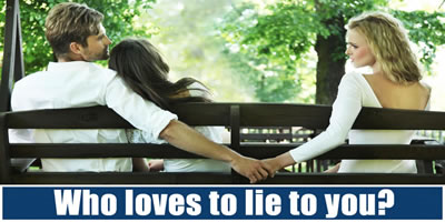 Who Loves To Lie To You?