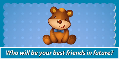 Who Will Be Your Best Friends In Future?