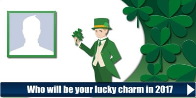Who Will Be Your Lucky Charm In 2017?