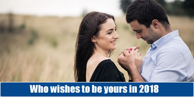 Who Wishes To Be Yours In 2018?