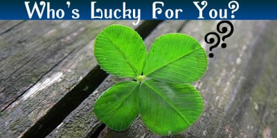 Who Is Lucky For You?