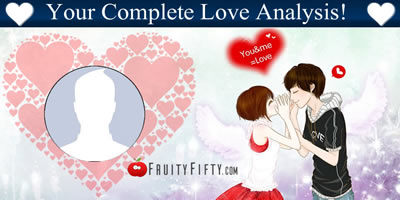 Your Complete Love Analysis.