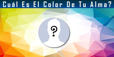 ¿Cuál es el color de tu alma?