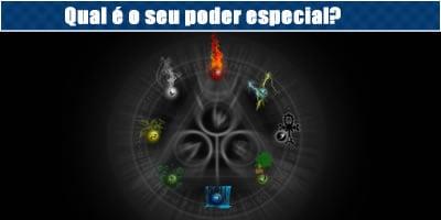 Qual é o seu poder especial?
