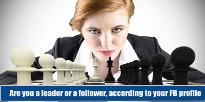 Are You A Leader Or A Follower According To Your Profile?