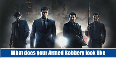 What Does Your Armed Robbery Look Like?