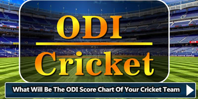 What Does Your Odi Chart Look Like?