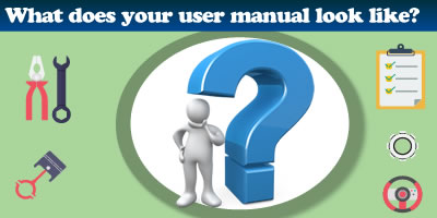 What Does Your User Manual Look Like?
