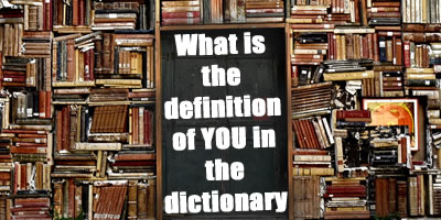 What Is Your Definition In Dictionary?