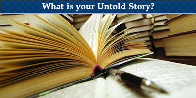 What Is Your Untold Story?