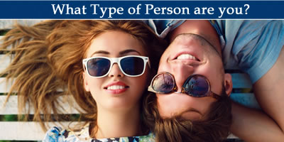 What Type Of Person Are You?