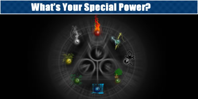 What Is Your Special Power?