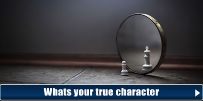 What Is Your True Character?
