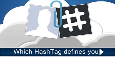 Which Hashtag Defines You?