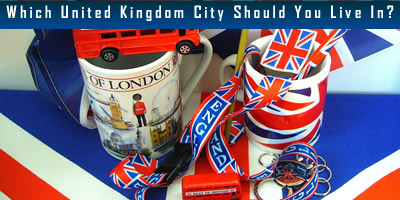 Which United Kingdom City Should You Live In?