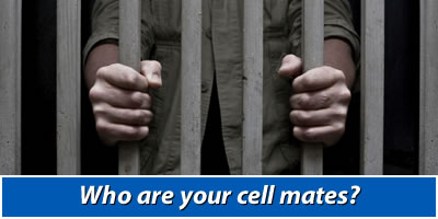 Who Are Your Cell Mates?