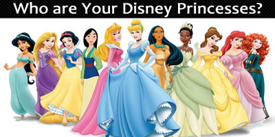 Who Are Your Disney Princesses?