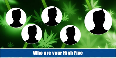 Who Are Your High Five?