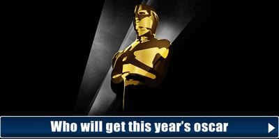 This Year Oscar Goes To?