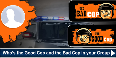 Who Is The Good Cop And Bad Cop In Your Group?